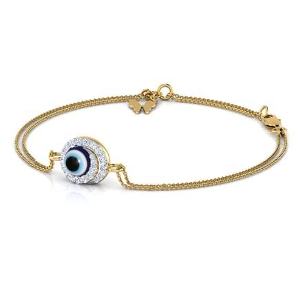 Helga Swirl Bracelet