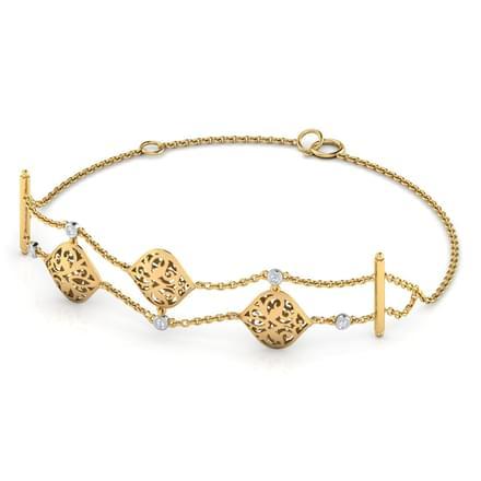 Elizabeth Charm Bracelet