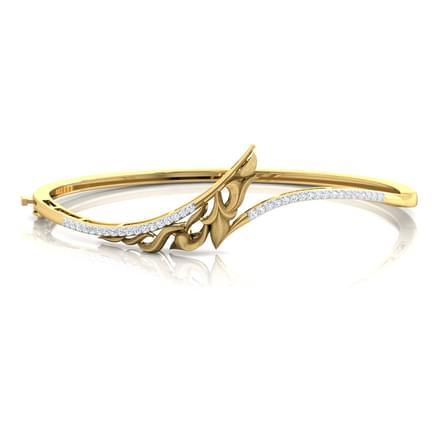 Ornate Curve Bracelet