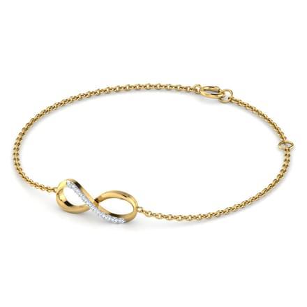 Fedra Infinity Bracelet