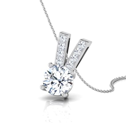 Victory Solitaire Pendant Mount