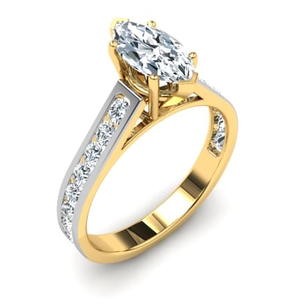 Classic Marquise Ring Mount