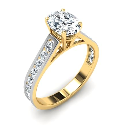 Classic Oval Mount Ring
