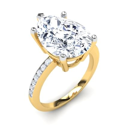 Simply Solitaire Ring Mount