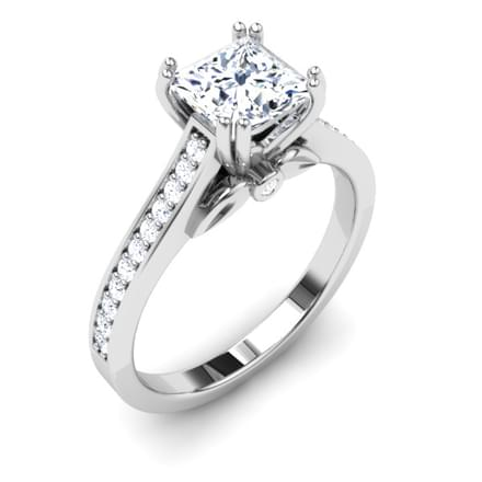 Classic Solitaire Ring Mount