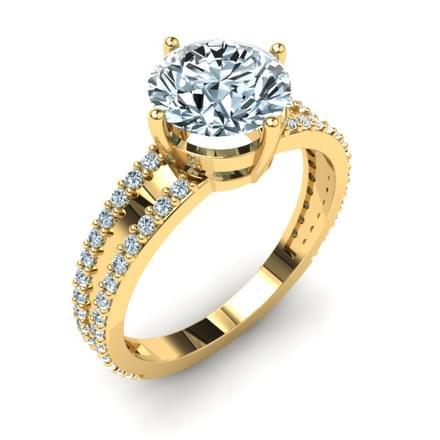 Eternal Shine Ring Mount