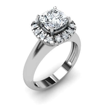 Crown Princess Ring Mount