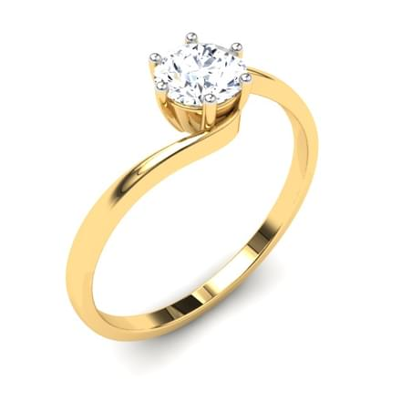 Promise Solitaire Ring Mount