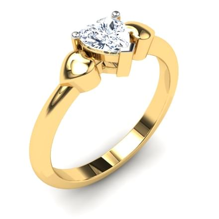 Aura Solitaire Ring Mount