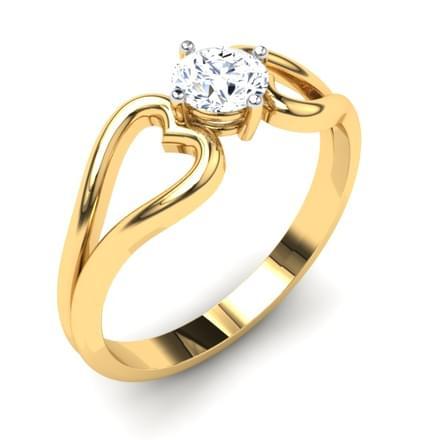 Promise Heart Ring Mount