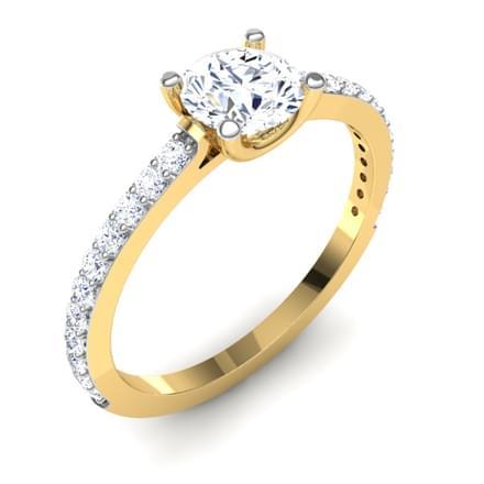 Vajjasini Astrological Ring for Her