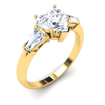 Empress Solitaire Ring Mount