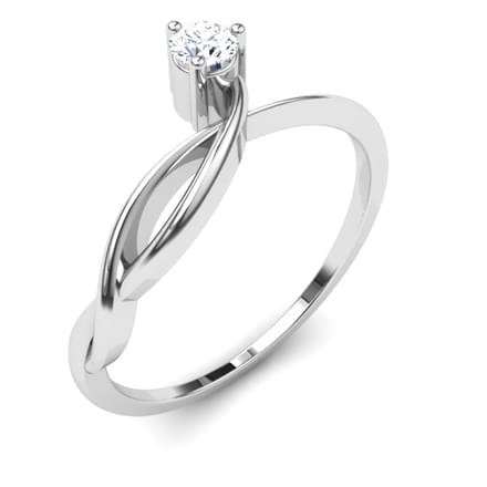 Forever Solitaire Ring Mount