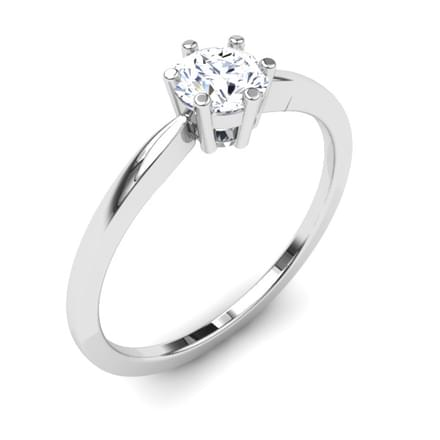 Dora Solitaire Ring Mount