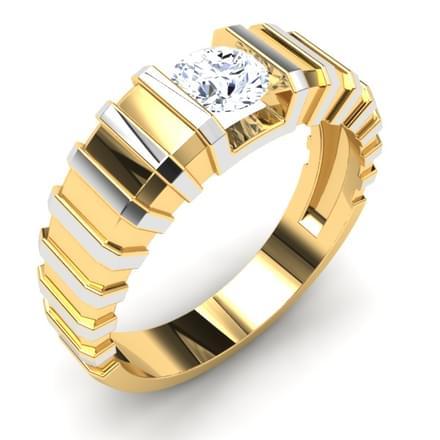 Reuben Solitaire Ring Mount for Him