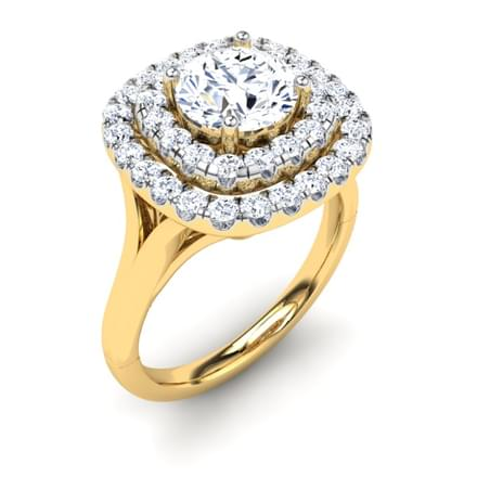 Kate Halo  Ring Mount