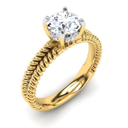 Finola Roped Ring Mount