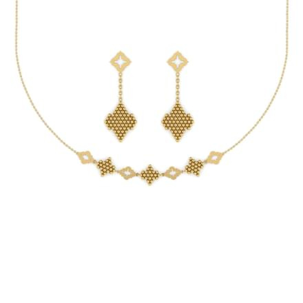 Dainty Jharokha Matching Set