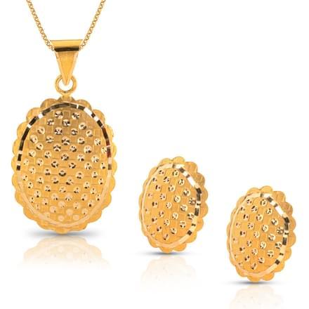 Archa Glint Gold Matching Set