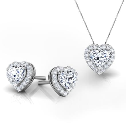 Bella Solitaire Matching Set