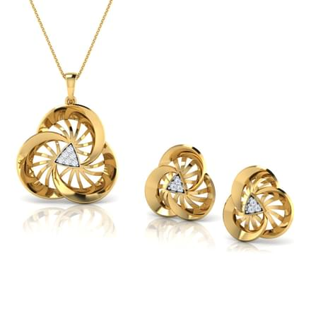 Wheeling Diamond  Matching Set