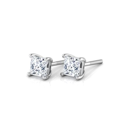 Noblesse Solitaire Studs