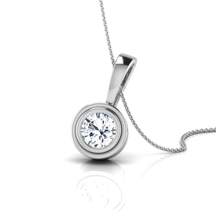 Laterna Solitaire Pendant