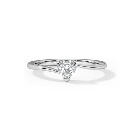 Hera Solitaire Ring