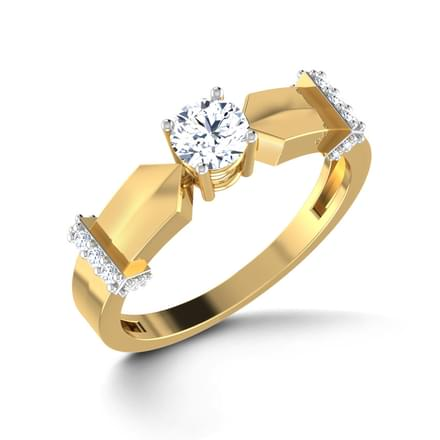 Sublime Solitaire Ring