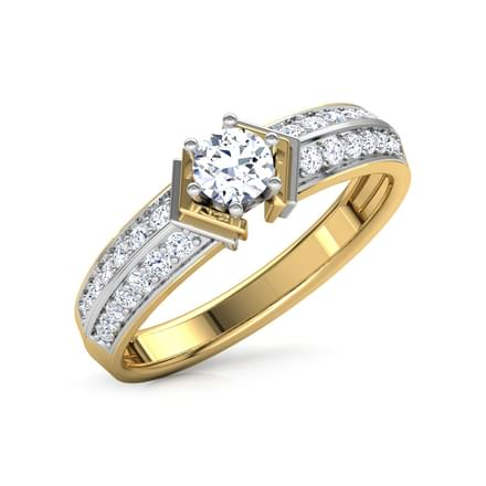 Supreme Solitaire Ring