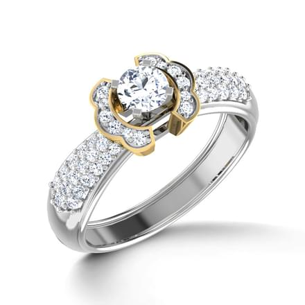 Bewitch Solitaire Ring