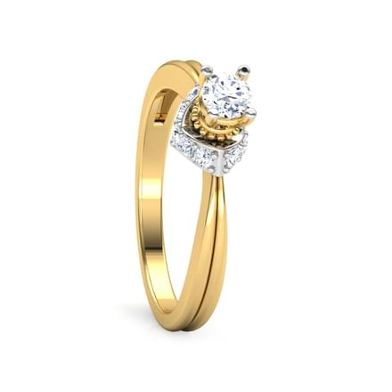 Pinnacle Solitaire Ring Jewellery India Online Caratlane Com
