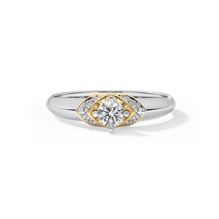 solitaire round cheap carat popular price in engagement women diamond gold rings jewellery newlyweds brilliant wedding with g white for ring