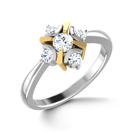 Lambent Solitaire Ring