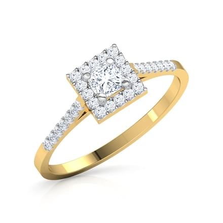Ravishing Solitaire Ring