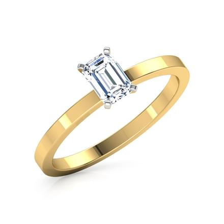 Simply Solitaire Ring