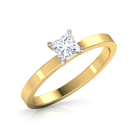 Glee Princess Solitaire Ring