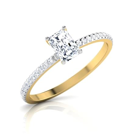 Zest Radiant Solitaire Ring