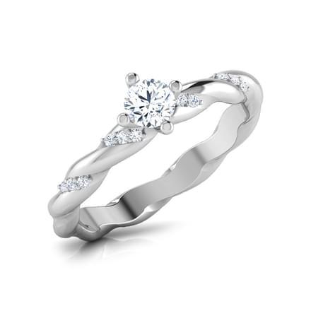 Cupidity Platinum Ring