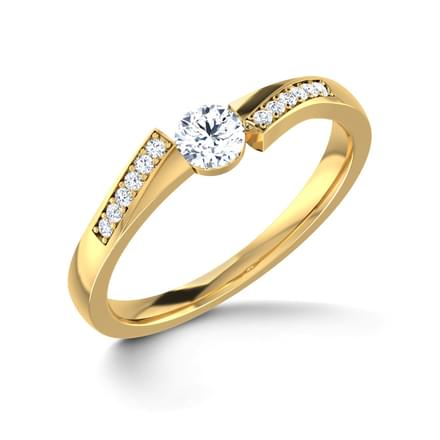 Accolade Diamond Ring