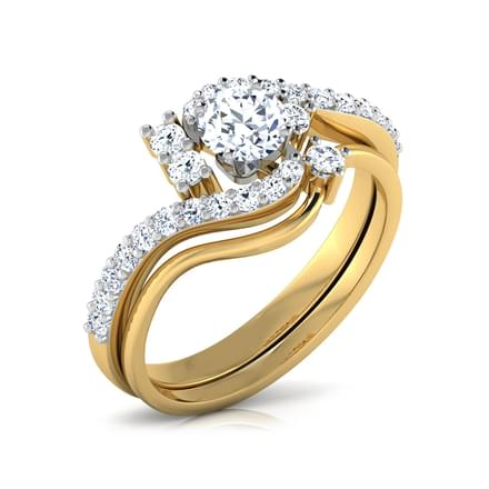Gia Glint Solitaire Ring