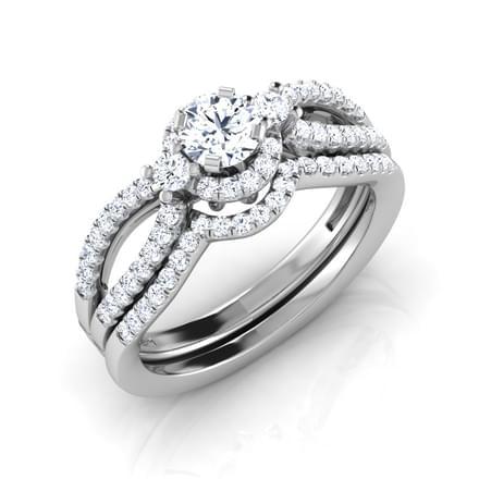 Vow Bridal Ring Set