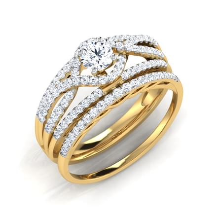 Bond Bridal Ring Set