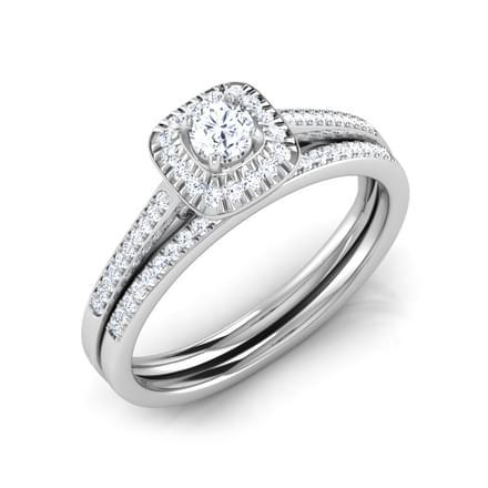 Danica Bridal Ring Set