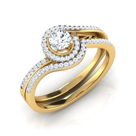 Daw Bridal Ring Set