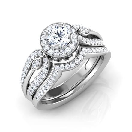 Estee Bridal Ring Set