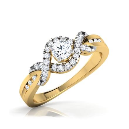 Twinkle Twirl Ring