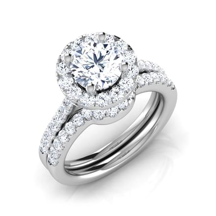Bituni Bridal Ring Set