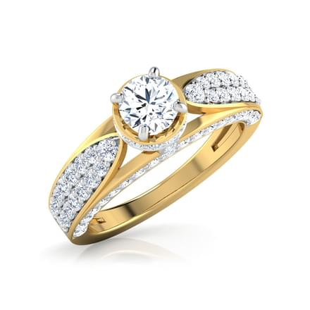 Gael Royal Solitaire Ring