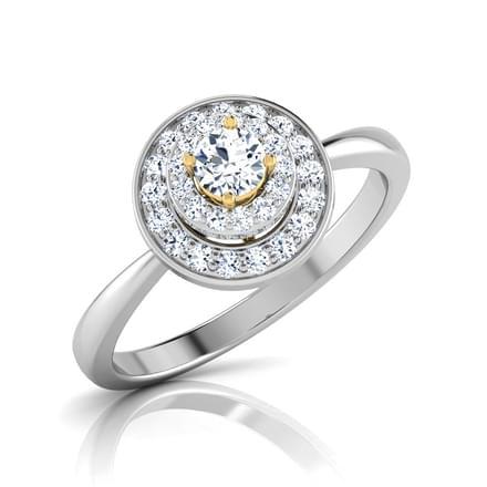 Odella Glint Solitaire Ring
